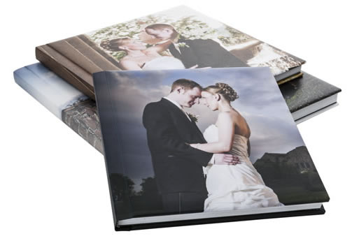 True Story Wedding Albums